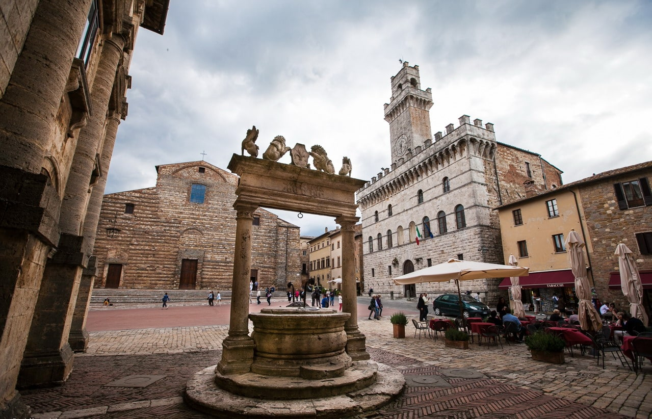 Road trip in tuscany first stop montepulciano ottawa for Montepulciano italy