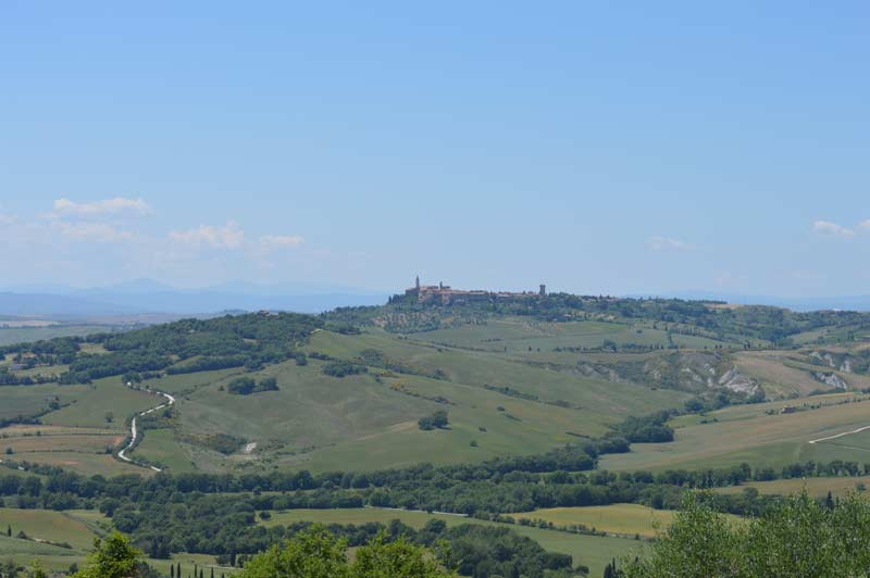 Road Trip in Tuscany – Montalcino for Wine
