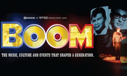 Rick Miller's BOOM at the NAC