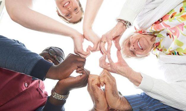 Ageing Gracefully Wellness Fair in Ottawa
